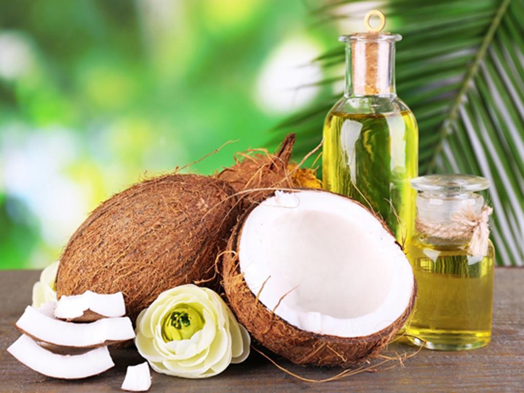 Tác dụng của dầu dừa với bà bầu - beyeume