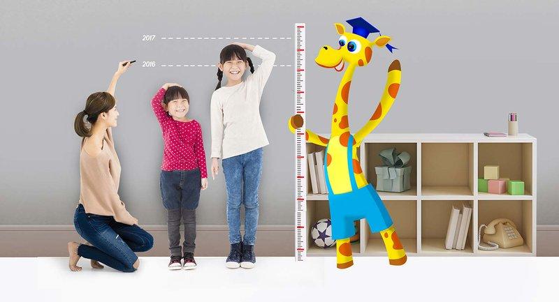 Dưỡng chất thiết yếu giúp tăng chiều cao cho bé
