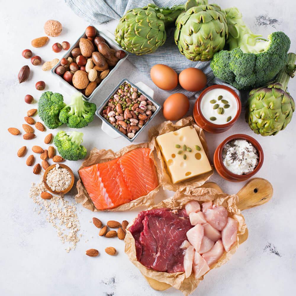 thực phẩm cần bổ sung sau sinh
