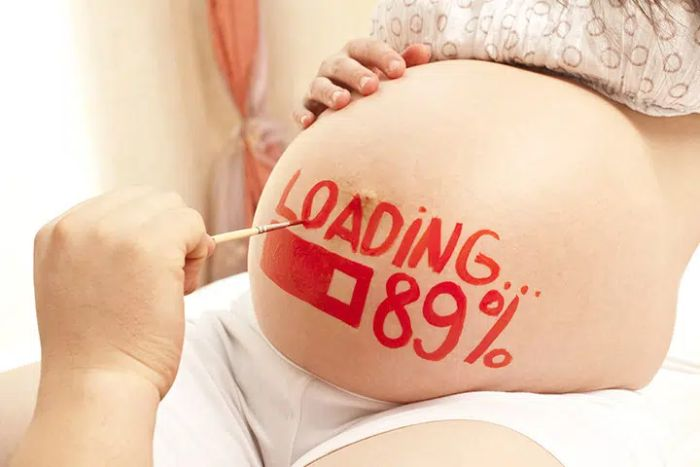 những dấu hiệu sắp sinh con so