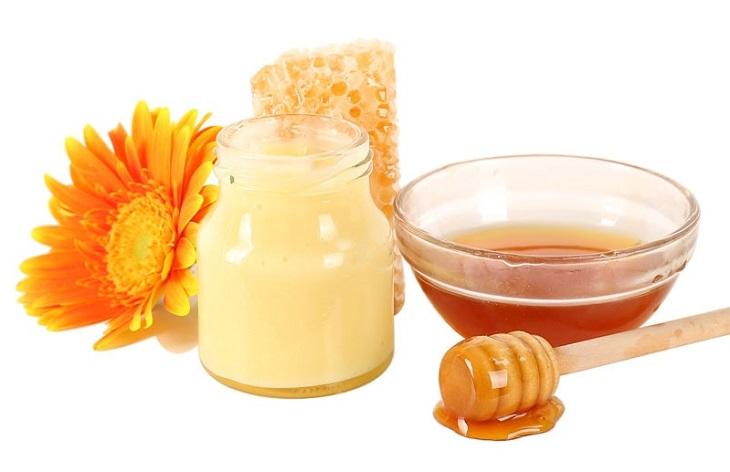 tác dụng của sữa ong chúa