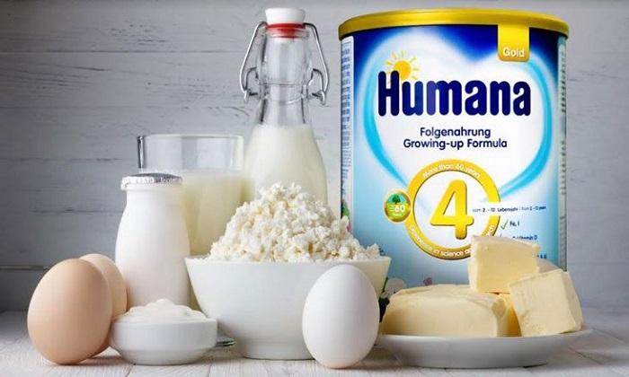 Bạn biết gì về sữa bột sữa công thức