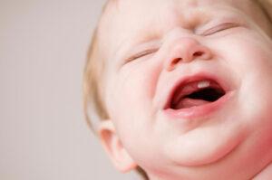 Sốt mọc răng
