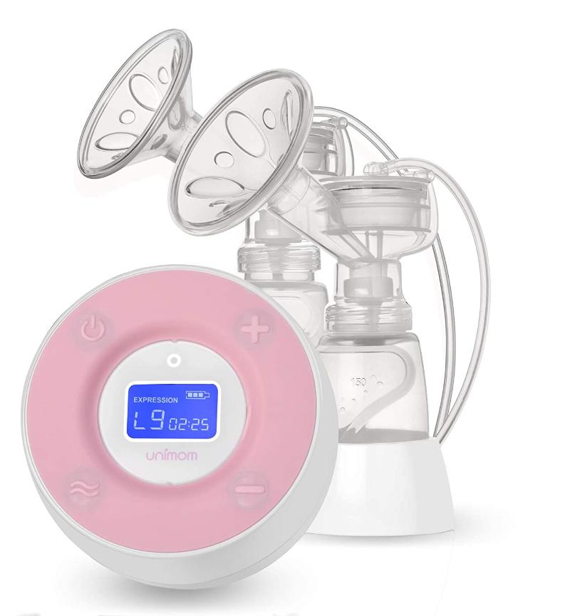 Máy hút sữa bằng điện đa năng Unimom