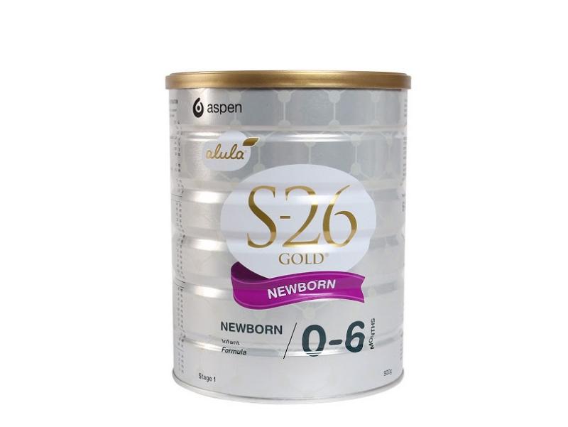 sữa cho trẻ sơ sinh S-26 số 1