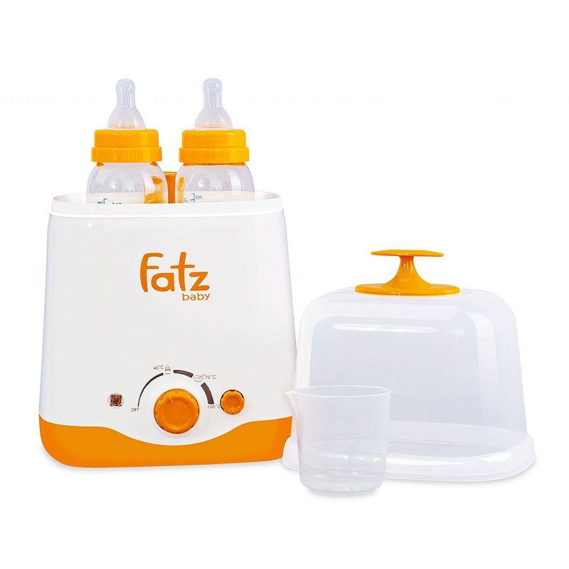Máy hâm ấm sữa Fatzbaby 2 bình đa năng FB3012SL