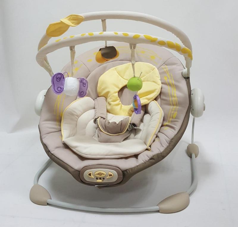 khả năng chịu lực của ghế rung cho bé