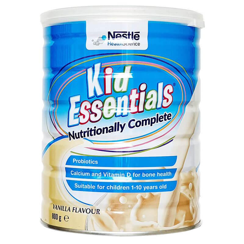 Sữa tăng cân cho bé Kid Essentials