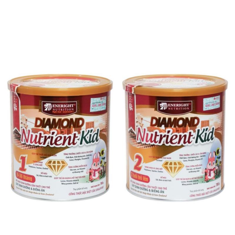 Sữa bột Diamond Nutrient Kid