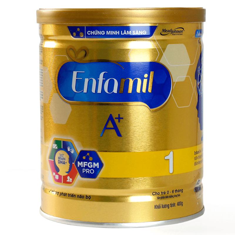 Sữa cho trẻ sơ sinh Enfamil số 1 - cho bé dưới 6 tháng tuổi