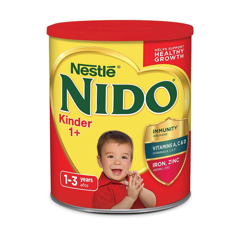 sữa tăng cân cho bé Nido Kinder 1+