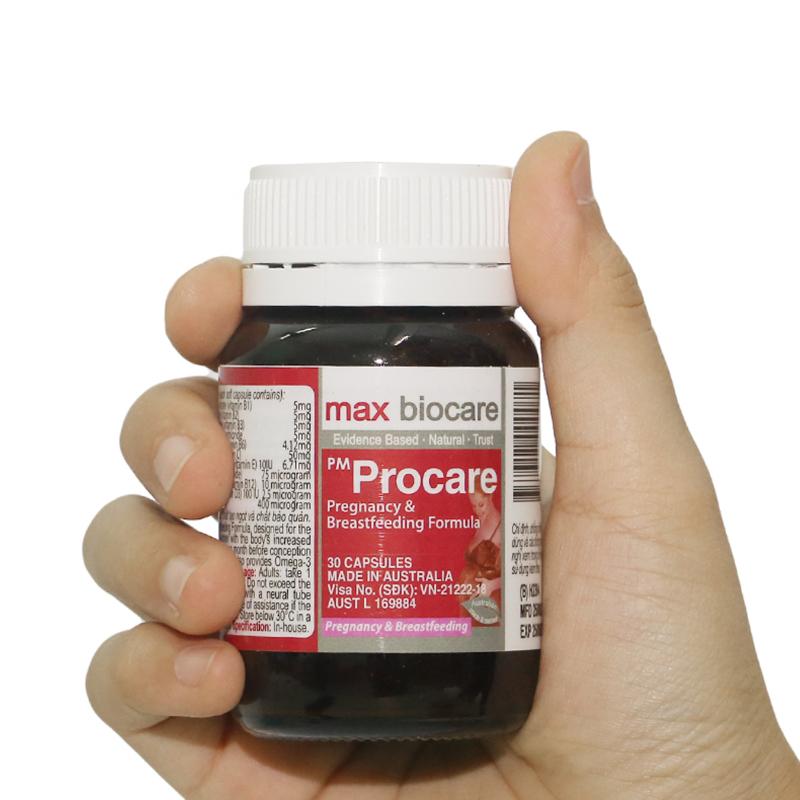 Vitamin tổng hợp cho bà bầu Procare