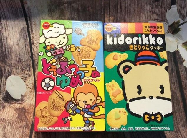 Bánh ăn dặm Kidorikko