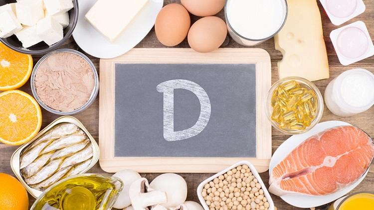 thực phẩm bổ sung vitamin d cho trẻ sơ sinh