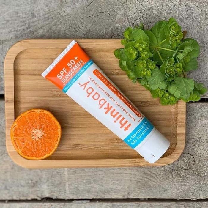Kem chống nắng cho trẻ em Thinkbaby Safe Sunscreen
