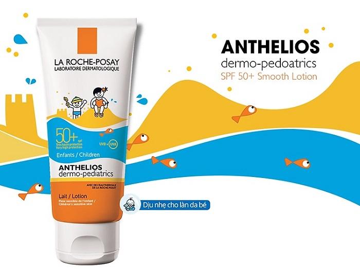 Kem chống nắng cho trẻ em La Roche-Posay Anthelios Dermo Kid