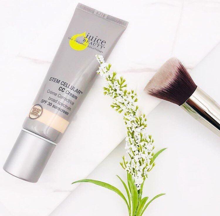 Kem chống nắng dành cho bà bầu Juice Beauty Stem Cellular CC Cream SPF 30