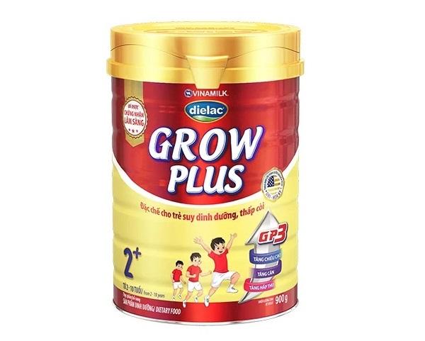 Sữa tăng chiều cao cho bé Grow Plus