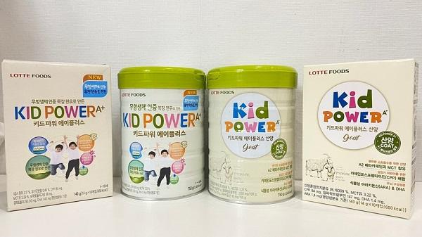 Sữa tăng chiều cao Kid Power A+