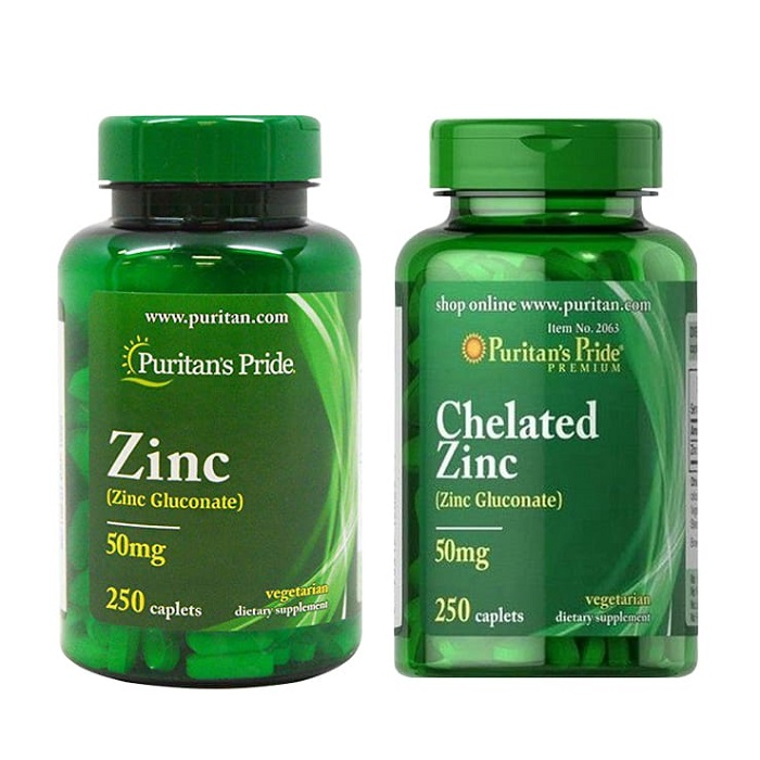 Viên uống bổ sung kẽm Vitamin ChildLifeZinC